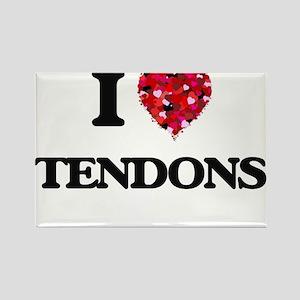 I love Tendons Magnets