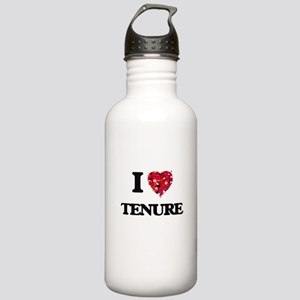 I love Tenure Stainless Water Bottle 1.0L
