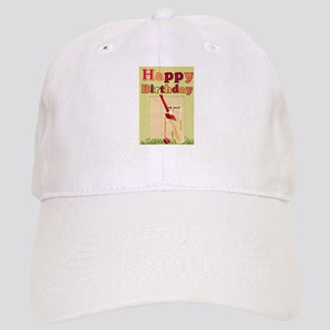 Cricket Happy Birthday Cap