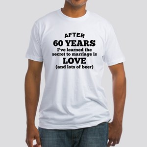 60 Years Of Love And Beer T-Shirt