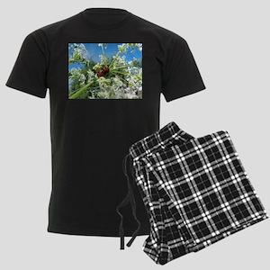 luck beetle Men's Dark Pajamas