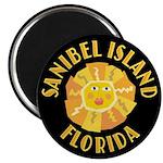 Sanibel Sun - Magnet