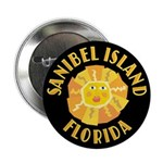 Sanibel Sun - Button