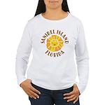 Sanibel Sun - Women's Long Sleeve T-Shirt