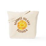Sanibel Sun -  Tote or Beach Bag