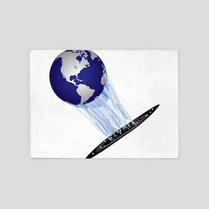 Earth World 5'x7'Area Rug