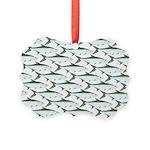 Tarpon Pattern Ornament