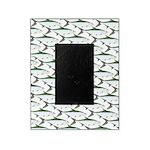 Tarpon Pattern Picture Frame