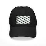 Tarpon Pattern Baseball Hat