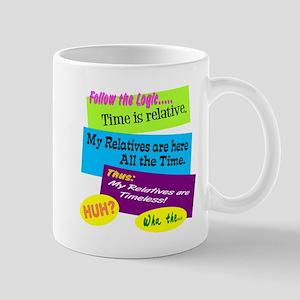 Timeless Relatives Mugs