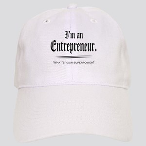 Entrepreneur Superpower Baseball Cap