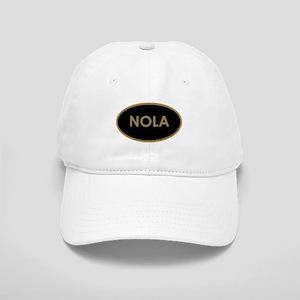 NOLA BLACK AND GOLD Cap