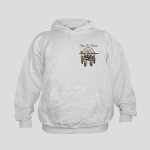 Chase Your Dreams Kids Hoodie