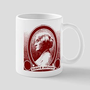 Susan B. Anthony Mug Mugs