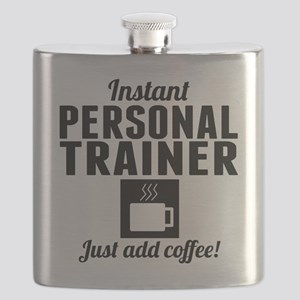 Instant Personal Trainer Just Add Coffee Flask