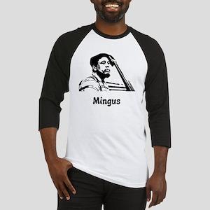 Charles Mingus Baseball Jersey