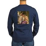Inspiration by Seignac Long Sleeve Dark T-Shirt