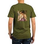 Inspiration by Seigna Organic Men's T-Shirt (dark)