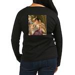 Inspiration by Se Women's Long Sleeve Dark T-Shirt