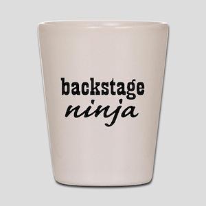 Backstage Ninja Shot Glass