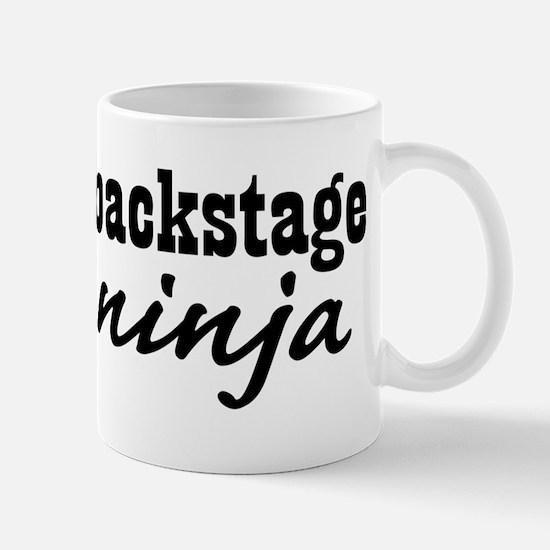 Backstage Ninja Mugs