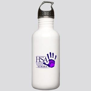 HSA Logo Stainless Water Bottle 1.0L