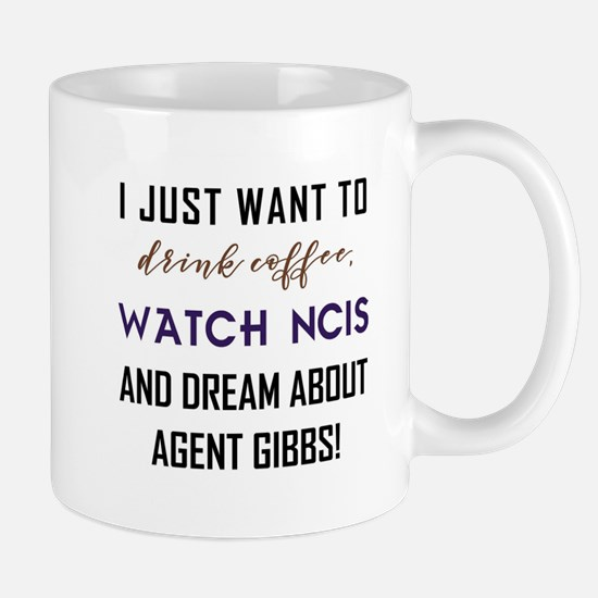 I JUST WANT TO... Mugs