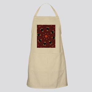 Ornate Middle Eastern Medallion Apron