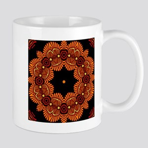 Ornate Middle Eastern Medallion Mug