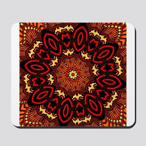 Ornate Middle Eastern Medallion 7 Mousepad