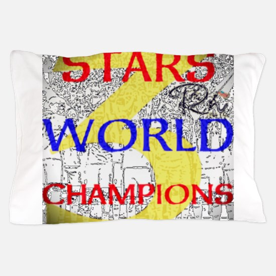WorldCup Champions Pillow Case