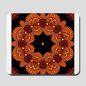 Ornate Middle Eastern Medallion 3 Mousepad