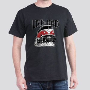 LIVE TO ROD 1964 Microbus T-Shirt