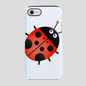 Animated Ladybug iPhone 8/7 Tough Case