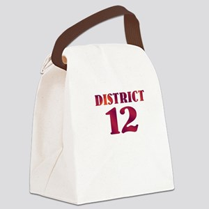 distrito Canvas Lunch Bag