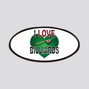 Love Billiards Patch