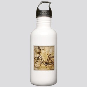 romantic street vintag Stainless Water Bottle 1.0L
