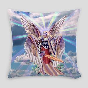 cherub angel Everyday Pillow