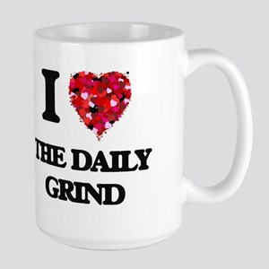 I love The Daily Grind Mugs