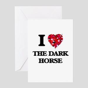 I love The Dark Horse Greeting Cards