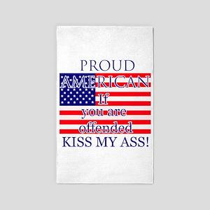 Proud American Area Rug