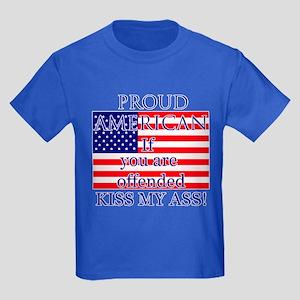 Proud American Kids Dark T-Shirt