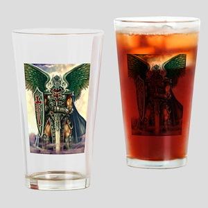 Angel Uriel Drinking Glass