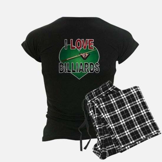 Love Billiards Pajamas