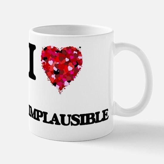I love The Implausible Mug