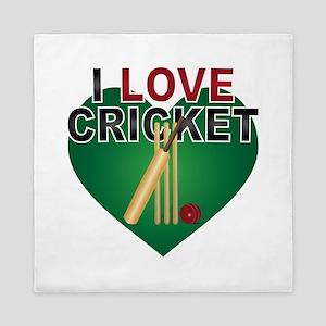 Love Cricket Queen Duvet