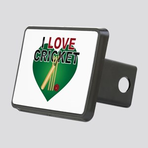 Love Cricket Rectangular Hitch Cover