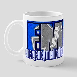 EMT Logo Mug