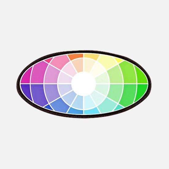color wheel Patch