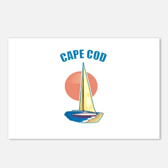 Cape Cod Postcards (Package of 8)